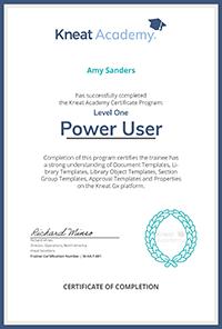 Power User